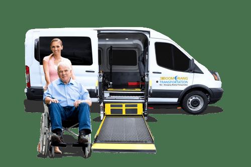 Non Emergency Transportation Alpharetta